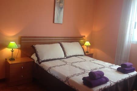 Habitación, desayuno  T.V/Wifi - Ourense - Apartment
