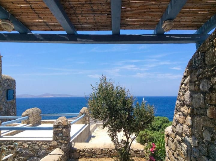 Poseidon Guesthouse studio with Private Pool