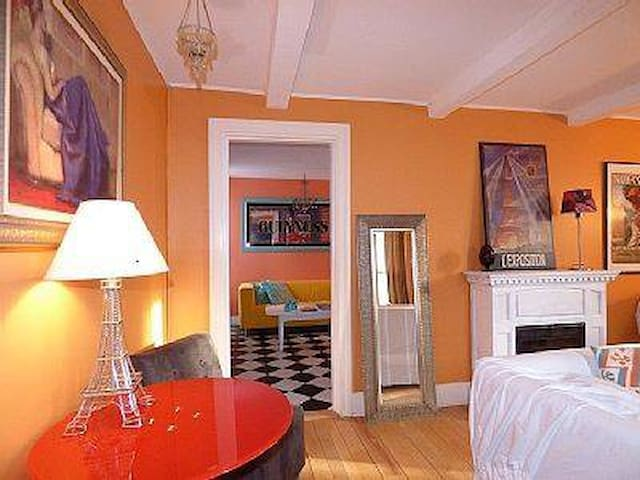 Charming,Private, Whole House, Walk Downtown Bruns