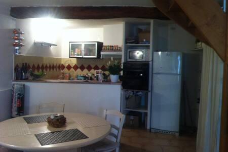 Appartement 51m2 centre village - Vinon-sur-Verdon - Apartment
