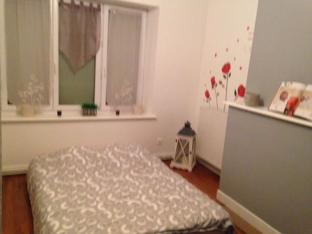 Douce chambre agréable - Charleville-Mézières - Apartamento
