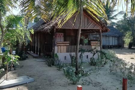 Cabane à Ambatozavavy