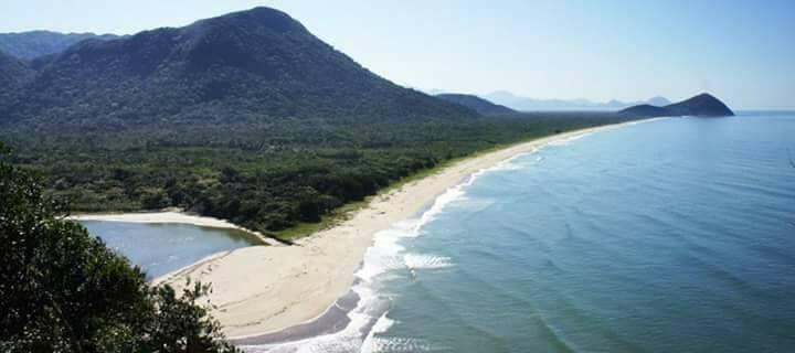 Casa na Praia - ILHA COMPRIDA SP.