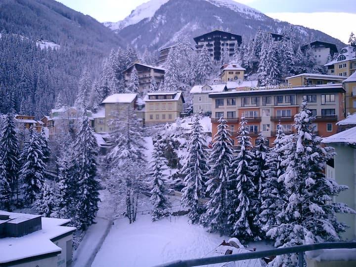Top Skiregion im weltbekannten Thermal Kurort
