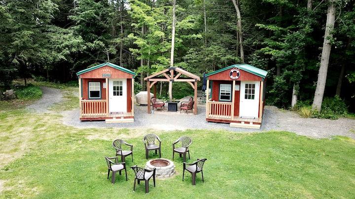 Seneca Heights Cabins - Nautical