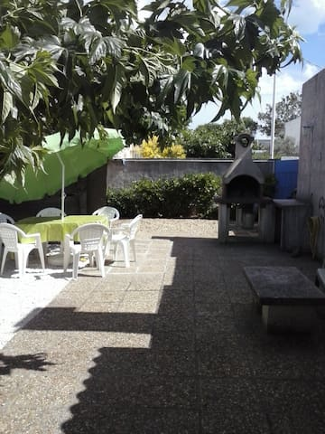Villa 80 m2 avec 100 m2 jardin CARNON PLAGE