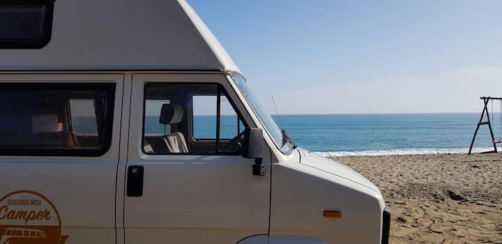 CAMPER GINO - discover Sardinia