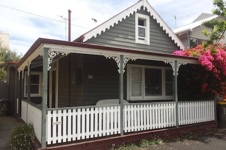 Charming historic renovated cottage - Williamstown - Dom
