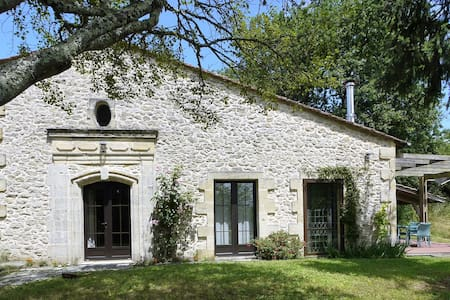 Gite33.com - Saint-Vincent-de-Pertignas - Rumah Tamu