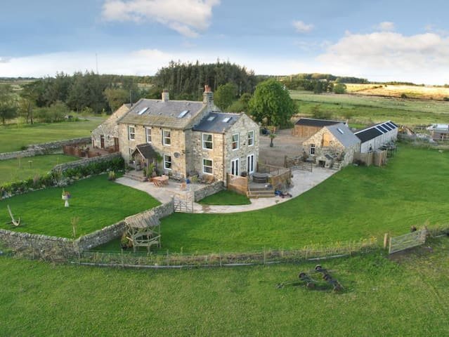 Meagill farmhouse