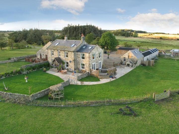 Meagill farmhouse still taking bookings