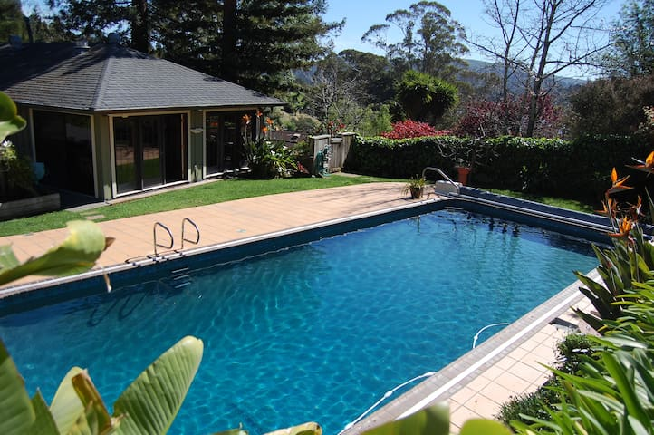 5BR home with pool in Mill Valley - Mill Valley - Casa