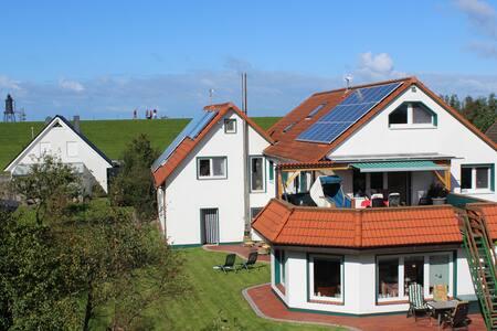 Haus Esselborn Privatzimmer - Wurster Nordseeküste