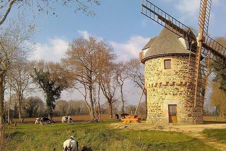 Hébergement insolite: moulin à vent - Gommenec'h - Altres