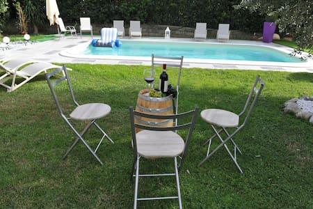 Papavero, Tuscany House con Piscina - Montopoli - 独立屋