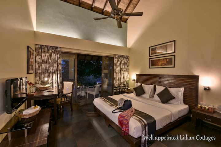 ★ Luxury Lillian Cottage In Dapoli ★