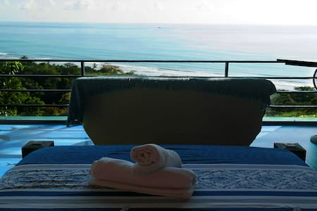 Ocean Front view Room - Playa Hermosa