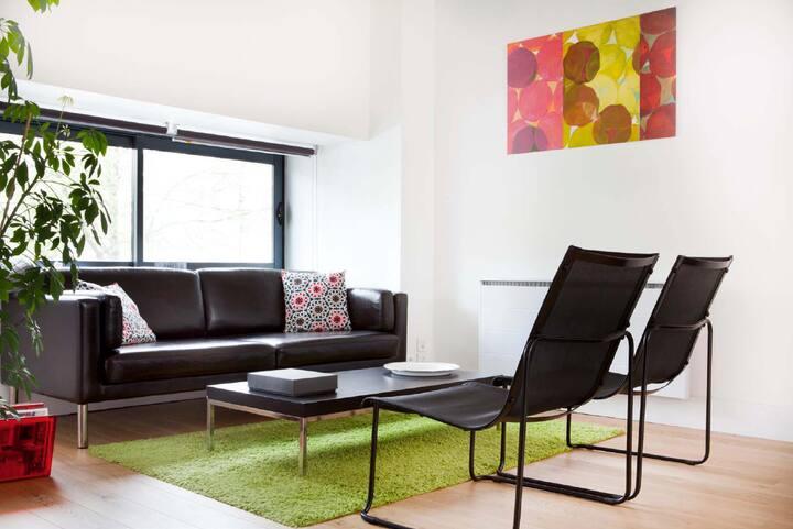SODAroom, un LOFT de 90 m2 au centre d'Angers
