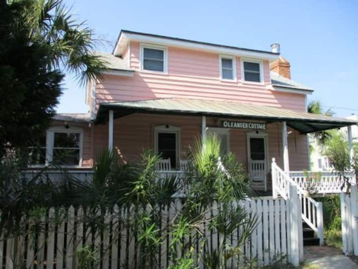 Monthly Rental Only - Very Charming 4 BR Beach Home on Sullivan's Island!