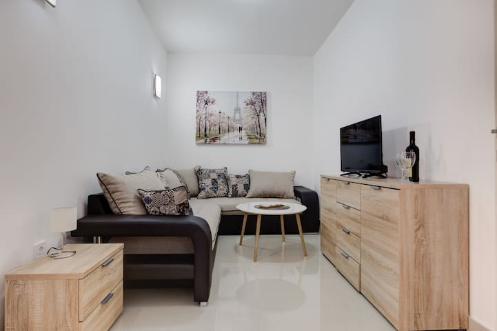 Comfort two bedroom apartment with a swimming pool is all you need for the perfect vacation.