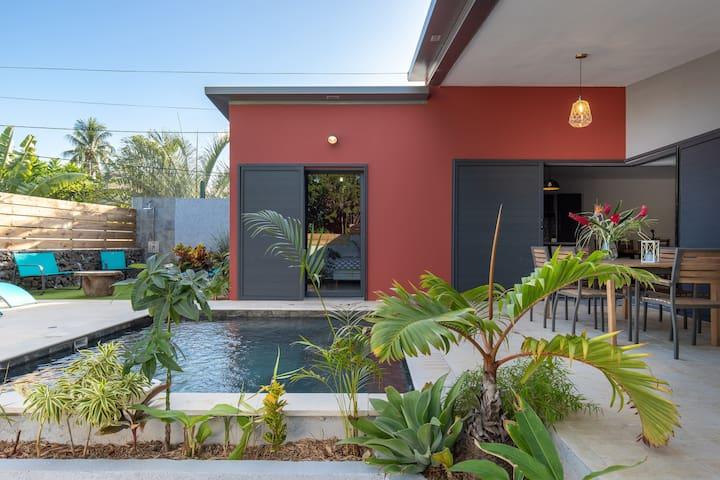 Villa BENJOIN St-Pierre PISCINE et Mer Nouveau