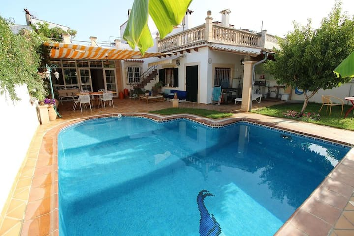 Villa Artemisa - Family friendly