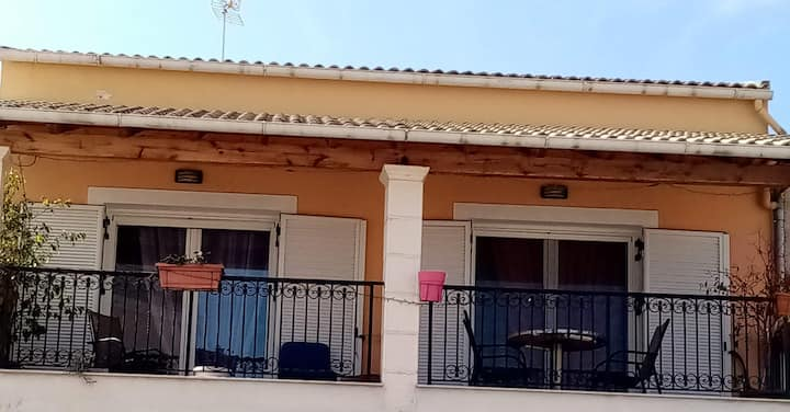 Afrodite Lefkimmi Apartment