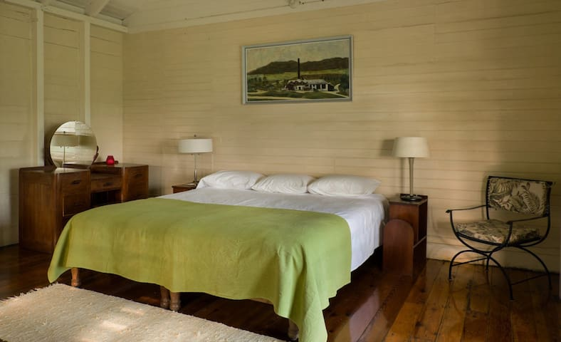 Retreat Plantation House main bedroom