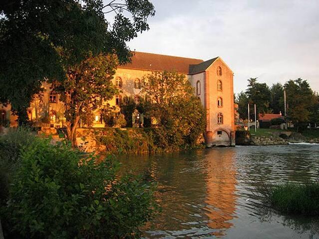 Hébergement au Moulin de Sauvage