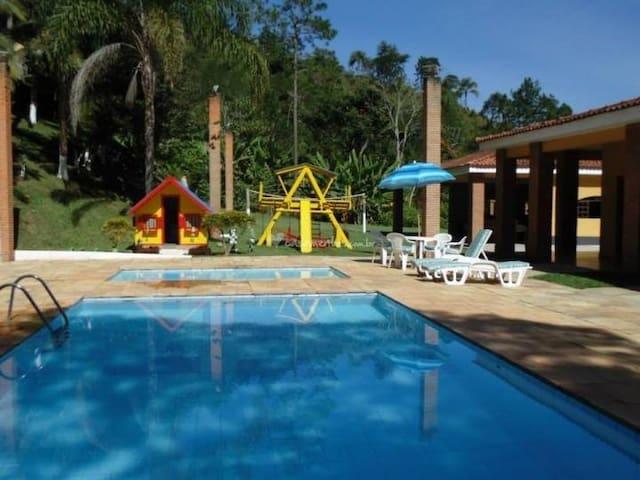 Sitio Cantinho do Céu em Santa Isabel SP