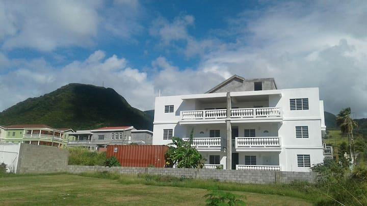 Juste Paradise Estates - Apt #1 (Ground Flr.)