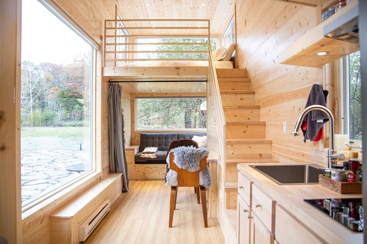 Tiny House Escape Garden - Peace & Nature