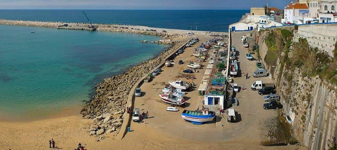 Ericeira Beach (5 minutes by  car)