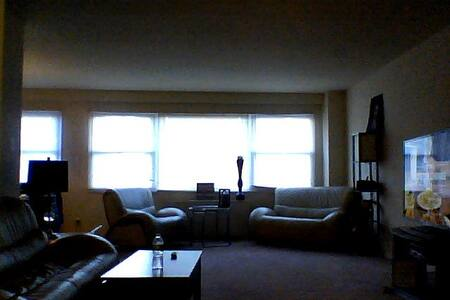 Warm cozy apartment with Balcony - Caldwell