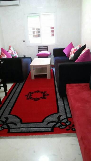 2BDcosy apartment at Najd El jadid Marrakech