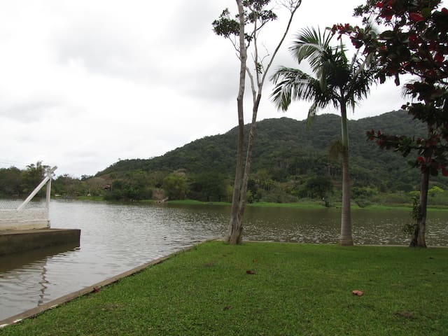 Casa na praia - Iguape - Litoral Sul