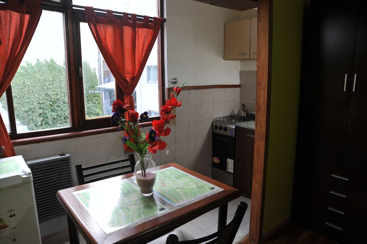 Full apartment in the center of Bariloche