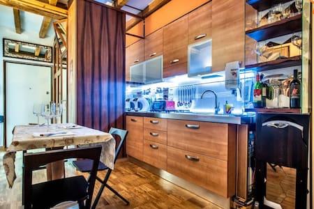 Italian Romantic Studio Downtown - Milan - Apartment