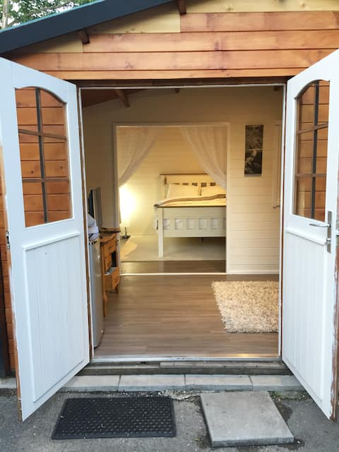 300 square foot cabin