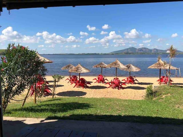 Bora Lagoar Pousada e Restaurante - Lagoa de Cima