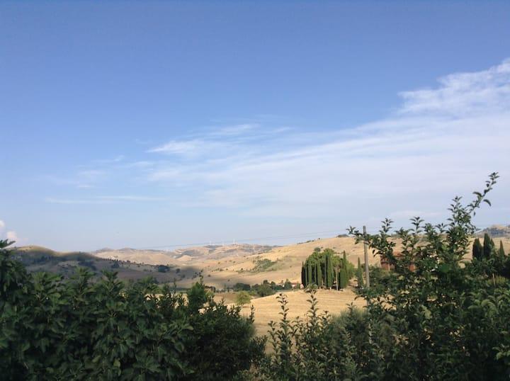 Casetta in campagna