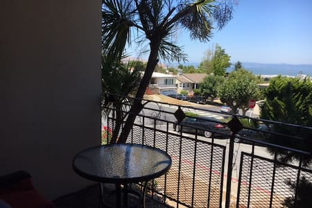 Cozy 1 Br apt in Millbrae - Millbrae - Apartment