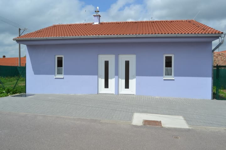 Modrý apartmán 2