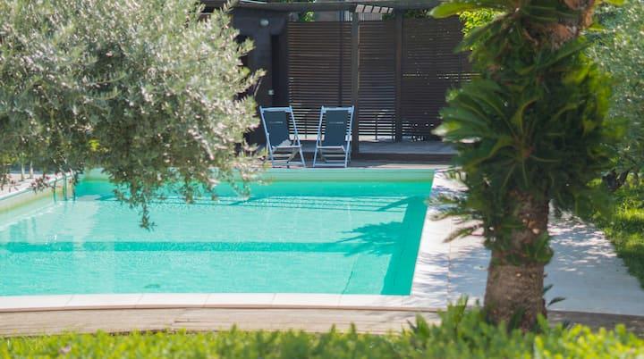 ✅Una finestra sul mare di Palermo|sea front & pool