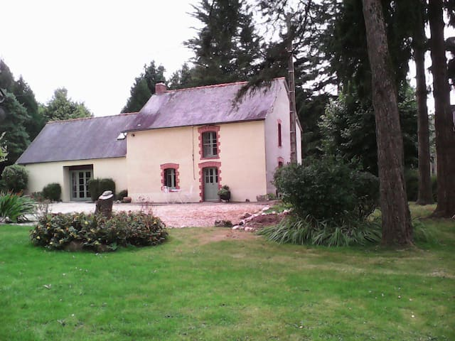 Cottage Du Trefle (Clover Cottge) - Self Catering - Guilliers - Hus