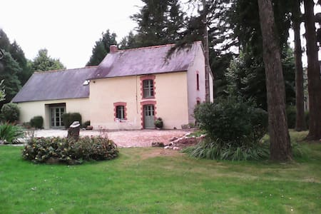 Cottage Du Trefle (Clover Cottge) - Self Catering - Guilliers
