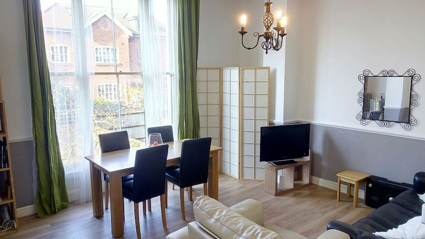 For the O2? yes, please!private room - London - Apartmen