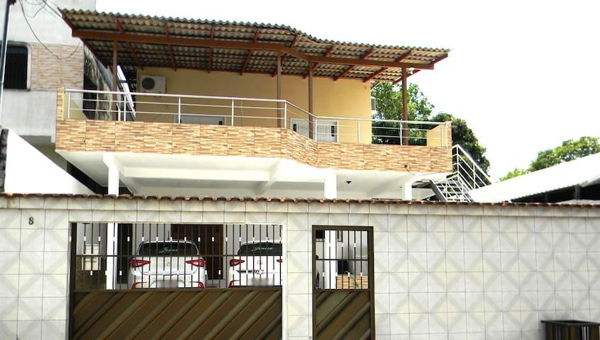 Casa Da Naza - Suíte Deni
