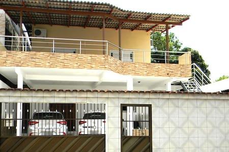 Casa da Naza- Suíte  Dibu