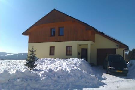 Luxe ruime villa in prachtig Lipno - Lipno nad Vltavou